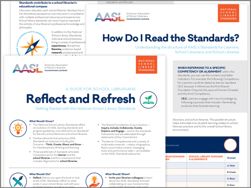 One-Pagers for School Librarians