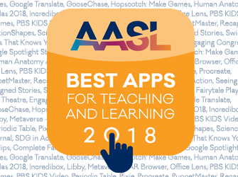 Best Apps for Teaching & Learning 2018