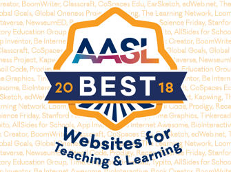 Best Websites for Teaching & Learning 2018 - National School Library